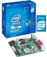 Intel Atom motherboard